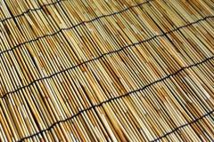 Cortinas do bambu Imagens de Stock