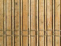 Cortinas do bambu Imagem de Stock