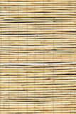 Cortinas do bambu Imagem de Stock Royalty Free
