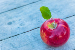 Cortland Apple Royalty Free Stock Image