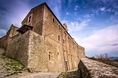 Cortona, Τοσκάνη, Ιταλία, 12$ος-16$ος αιώνας Στοκ φωτογραφία με δικαίωμα ελεύθερης χρήσης