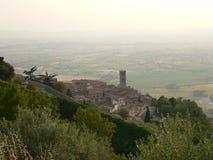 Cortona (Италия) Стоковое Изображение RF