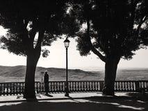 Cortona Тоскана Стоковая Фотография