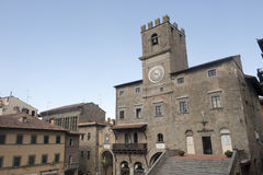Cortona (Arezzo) Royalty Free Stock Photos