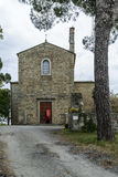Cortona, Arezzo, Toscana, Italia, Europa, farneta de la abadía Foto de archivo libre de regalías