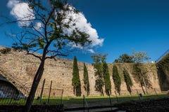 Cortona Arezzo, Tuscany - Italien royaltyfri bild