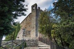 Cortona Arezzo, Tuscany - Italien royaltyfri fotografi