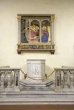 Cortona, arezzo, tuscany, italy, europe, diocesan museum Royalty Free Stock Photos