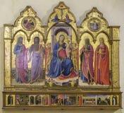 Cortona, arezzo, tuscany, italy, europe, diocesan museum Royalty Free Stock Photo