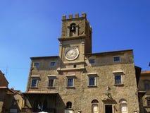Cortona italy tuscany Stock Images