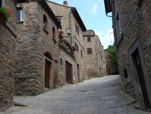 Cortona Royalty Free Stock Images