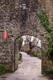 Cortona Tuscany, Italien, 12th-16th århundrade Royaltyfria Bilder