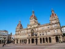 A Coruña Stock Images