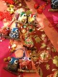 Corujas feitos à mão Imagem de Stock