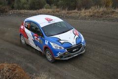 Corum Hitit Rally Royalty Free Stock Images