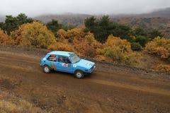 Corum Hitit Rally Royalty Free Stock Photos