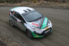 Corum Hitit Rally Royalty Free Stock Photography