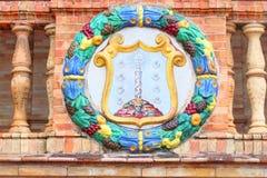 Coruna emblem Stock Photos