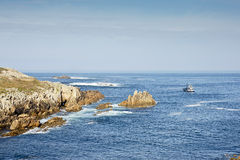 A Coruna Royalty Free Stock Photography