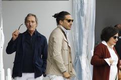 Roberto Torretta and Carlos Torretta attend