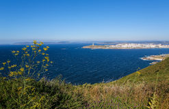 A Coruna - Tower of Hercules Royalty Free Stock Photos