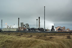 Corus Steelworks Redcar Royalty Free Stock Image