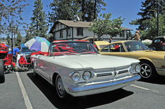 Corvair Convertible Stock Photography