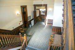 Corvallis法院大楼 免版税库存照片