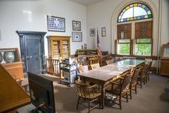 Corvallis法院大楼 免版税库存图片