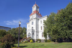 Corvallis Courthouse Stock Photo