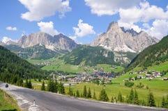Corvara in Badia - Dolomites, Italy Royalty Free Stock Images