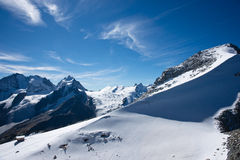 Corvatsch Stock Photos