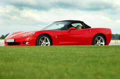 Corvette 02 Royalty Free Stock Photography
