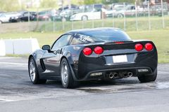 Corvette Royalty Free Stock Images