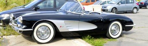 Corvette 1959 Fotografering för Bildbyråer
