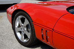 Corvette Stock Photography