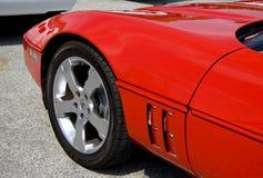 Corvette stock photography