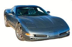 Corvette Royalty Free Stock Photography