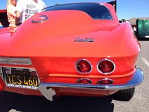 corvette Arkivfoto