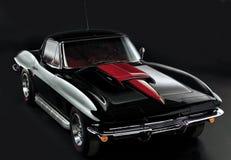 Corvette 1966 Image libre de droits