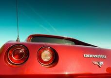 corvette Стоковые Фотографии RF