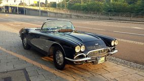 A Corvette Royalty Free Stock Images