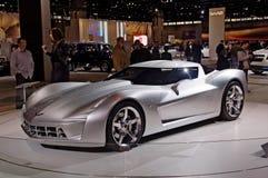 Corvette concept model Stock Image