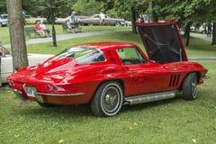 Corvette Royalty Free Stock Image