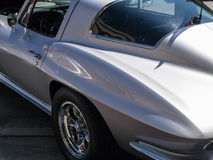1966 Corvette details Royalty Free Stock Photography