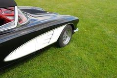 corvette framdel Royaltyfri Bild