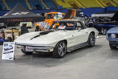 Corvette Royalty Free Stock Image