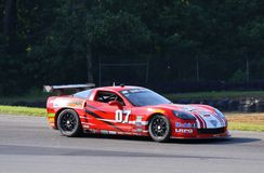 Corvette Pro Racing Stock Photos