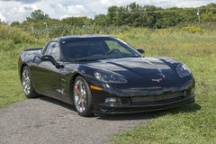 Corvette sports car Royalty Free Stock Photo