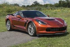 Corvette sports car Stock Image